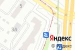 Схема проезда до компании Росгосстрах банк, ПАО в Екатеринбурге