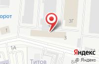 Схема проезда до компании Инновационные Резиновые Смеси в Екатеринбурге
