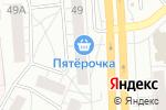 Схема проезда до компании Сеть магазинов трикотажа в Екатеринбурге