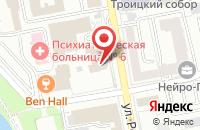 Схема проезда до компании Банк Культурной Информации в Екатеринбурге
