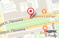 Схема проезда до компании Авторадио Екатеринбург в Екатеринбурге