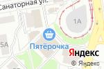 Схема проезда до компании Детское королевство в Екатеринбурге