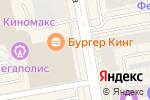 Схема проезда до компании Brandi в Екатеринбурге