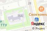 Схема проезда до компании Детский сад №77 в Екатеринбурге