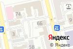 Схема проезда до компании РСБ Техническая защита в Екатеринбурге