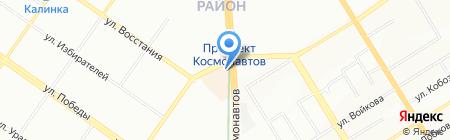 Мир сумок на карте Екатеринбурга