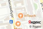 Схема проезда до компании Корус АКС, ЗАО в Екатеринбурге