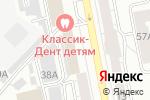 Схема проезда до компании Специализированное управление эксплуатации и реабилитации жилья, МУП в Екатеринбурге