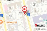 Схема проезда до компании Рполе в Екатеринбурге
