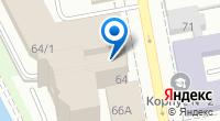 Компания Информационные технологии и сервисы на карте