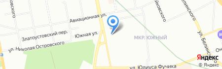 Роспотребнадзор на карте Екатеринбурга