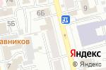 Схема проезда до компании Новатор, ЗАО в Екатеринбурге