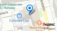 Компания ГРИНСОФТ на карте