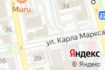 Схема проезда до компании АМЕТИСТ в Екатеринбурге