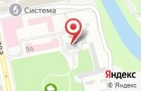 Схема проезда до компании Энергомаш в Екатеринбурге