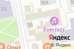 Схема проезда до компании Бикмулин и Партнеры в Екатеринбурге