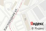 Схема проезда до компании Сто Станков в Екатеринбурге