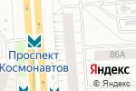 Схема проезда до компании Почта Банк, ПАО в Екатеринбурге