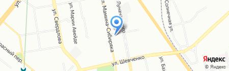Корэсс-Групп на карте Екатеринбурга