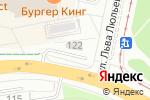 Схема проезда до компании Океан в Екатеринбурге