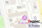 Схема проезда до компании CrossFit MOLOT в Екатеринбурге