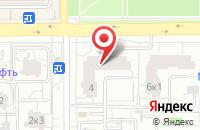 Схема проезда до компании Тенькатранс в Екатеринбурге