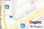 Схема проезда до компании Селена-Тур в Екатеринбурге