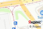 Схема проезда до компании Автомеханика в Екатеринбурге