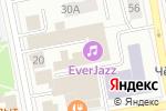 Схема проезда до компании Эврика в Екатеринбурге