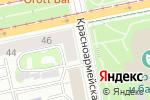 Схема проезда до компании Пельмени Клаб в Екатеринбурге