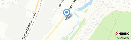 Лекарства Урала на карте Екатеринбурга