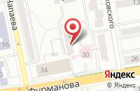 Схема проезда до компании Стройэнергосбыт в Екатеринбурге