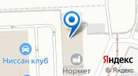 Компания Айтиум на карте