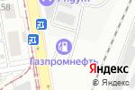 Схема проезда до компании Газпромнефть-Урал в Екатеринбурге