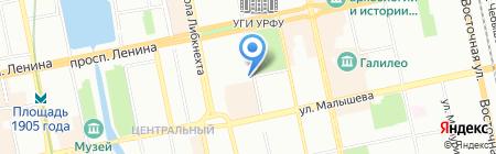 Винотека Соловьева и деликатесы на карте Екатеринбурга