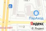 Схема проезда до компании Юнона в Екатеринбурге