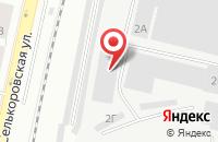 Схема проезда до компании Юнайтед Строп Интернейшнл в Екатеринбурге