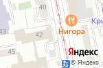 Схема проезда до компании Свердловское протезно-ортопедическое предприятие, ФГУП в Екатеринбурге