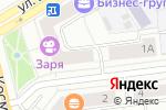 Схема проезда до компании Авант ЛТД в Екатеринбурге