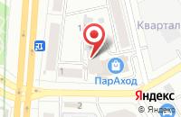 Схема проезда до компании Вэй Саунд в Екатеринбурге