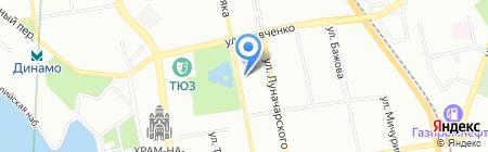 АрмТрейд на карте Екатеринбурга