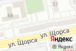 Схема проезда до компании УРАЛМЕТТОРГ в Екатеринбурге