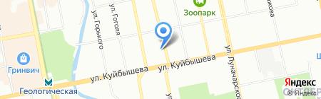 AvS Invest на карте Екатеринбурга