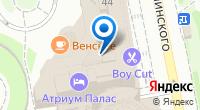 Компания Psi Metals на карте