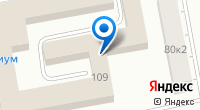 Компания Микроинформ на карте