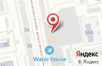 Схема проезда до компании Энергия Успеха в Екатеринбурге