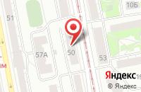Схема проезда до компании Нотариус Талановская О.В в Варениковской