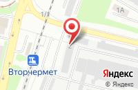 Схема проезда до компании Вест в Екатеринбурге