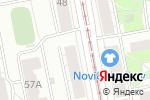 Схема проезда до компании Гименей в Екатеринбурге