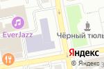 Схема проезда до компании ГеоМэп в Екатеринбурге